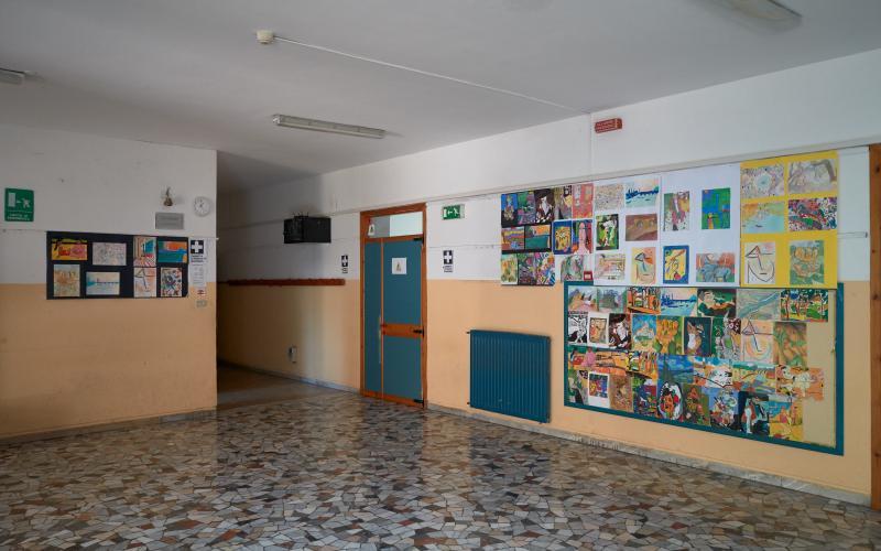 Atrio secondaria castel chiodato