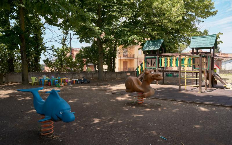 Parco infanzia casali
